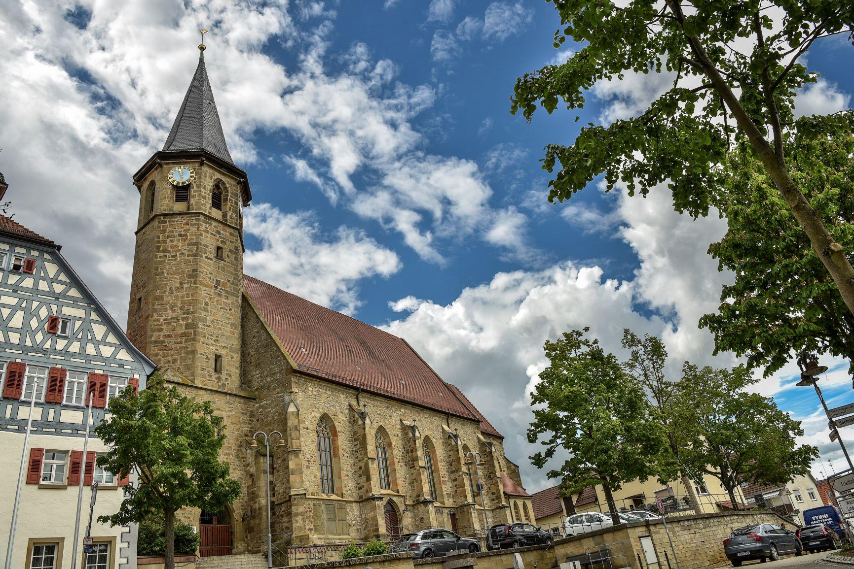 Enzweihingen : Evangelischer Kirchenbezirk Vaihingen-Ditzingen